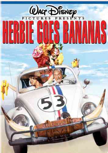 HERBIE GOES BANANAS BY LEACHMAN,CLORIS (DVD)